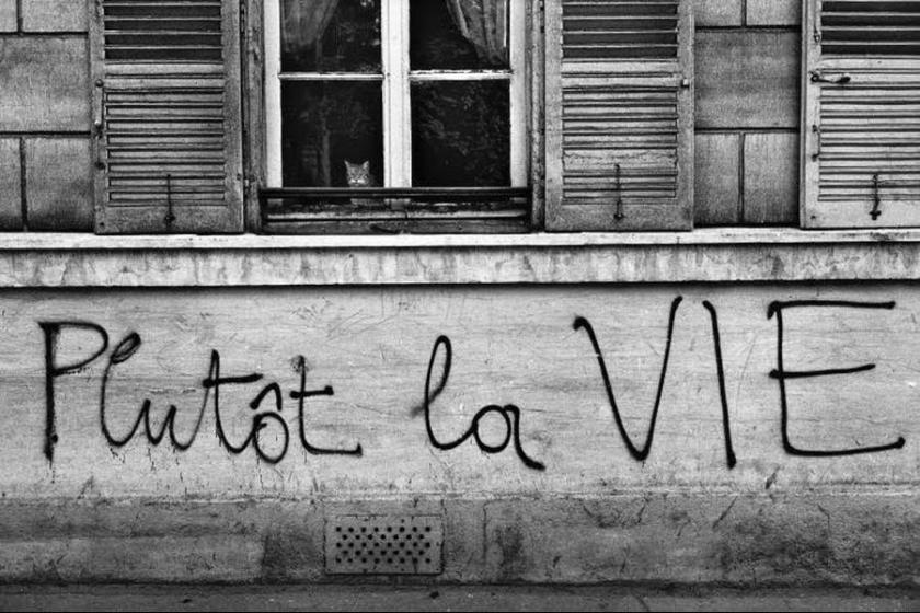 Boubat, París.