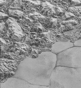Plutó New Horizons
